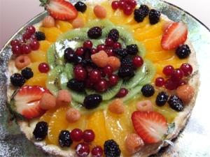 bisnis kue buah, peluang usaha kue buah