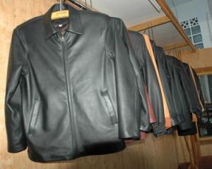 jaket kulit, bisnis kulit hewan